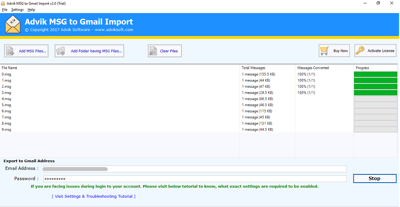 Learn How to Import MSG Files into Gmail without Any Trouble ?