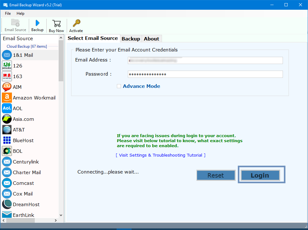 Migrate 1and1 Email to Office 365 - How to Convert 1&1 IONOS to