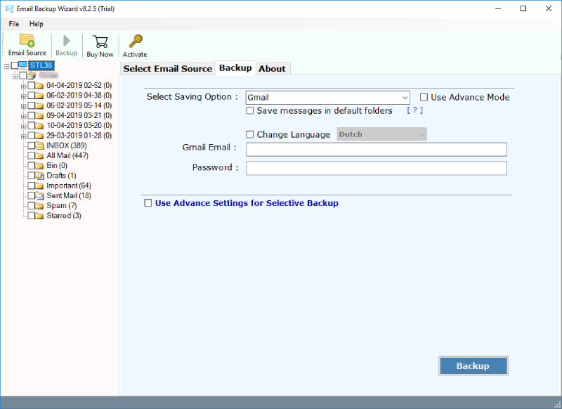 Transfer Verizon Email to Gmail – Verizon Email Migration