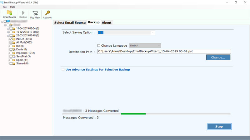 How to Configure Zoho Mail in Microsoft Outlook - Zoho to PST Migration
