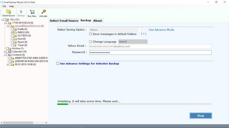 Migrate Zoho to Yahoo - Learn How to Move Emails from Zoho Mail to Yahoo
